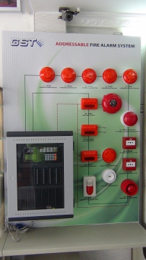 Gst Fire Alarm System